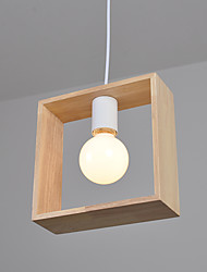 Pendant Light   Modern/Contemporary Country Feature for LED Wood/Bamboo Living Room Bedroom Dining Room Kitchen Study Room/Office