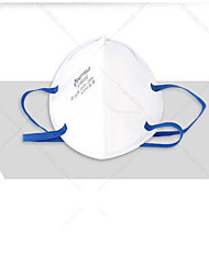 Section des outils de blindage en acier kn95 respirateurs particulaires pliants (type à l'oreille) / 1