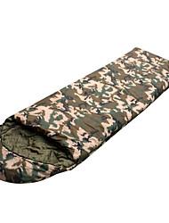Sleeping Bag Rectangular Bag Single 0 Hollow CottonX70 Hiking Camping Keep Warm Portable