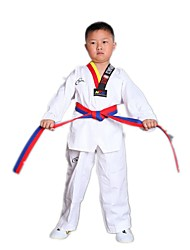 Adult Children Taekwondo Cotton Clothing