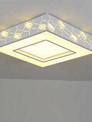 Montage de Flujo ,  Moderno / Contemporáneo Pintura Característica for LED MetalSala de estar Dormitorio Comedor Cocina Habitación de