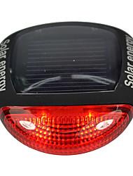 Bandes / Bâtons Réfléchissantes Lampe Arrière de Vélo LED Cyclisme Avertissement Lumens Solaire Rouge Cyclisme