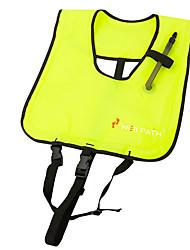 usine vente directe rapide gilet de sauvetage gonflable natation équipement de plongée portable gonflable équipé de flottabilité gonflable