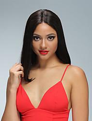 10 '' - 14''brazilian cheveux en dentelle complète perruques pour hommes pour femmes blanches courtes perruques bob avec cheveux bébé 100%