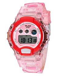 Vilam Kids' Sport Watch Digital  Children Watches Calendar Chronograph Water Proof Boy Girl Watch Shock Resistant Luminous Colorful Watch
