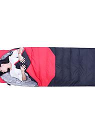 Schlafsack Rechteckiger Schlafsack Einzelbett(150 x 200 cm) -35--25 T/C Baumwolle80 Camping Draußen warm halten 自由之舟骆驼
