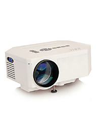 Mini proyector uc30 100 lúmenes 640 * 480