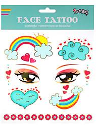 Tatouages Autocollants Autres Non Toxique ImperméableEnfant Tatouage Temporaire Tatouages temporaires