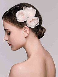 Органза Сеть Заставка-Свадьба Особые случаи На каждый день на открытом воздухе Цветы 3 предмета