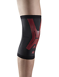 Unissex Joelheira Respirável Suporte muscular Vestir fácil Compressão Elástico Protecção Futebol Casual Esportes Náilon Chinês Elastano