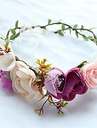 Basketwork headpiece-wedding специальный случай случайные напольные шапки 1 часть