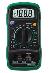 Mastech Mas830l multimètre numérique petit multimètre 1 / taiwan