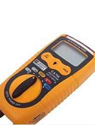 Экономичный карманный измерительный прибор chauvin armoux pocketdmm c.a703 держать данные