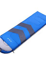 Schlafsack Rechteckiger Schlafsack Einzelbett(150 x 200 cm) 5-15 Hohlbaumwolle70 Camping Reisen Draußen DrinnenWasserdicht