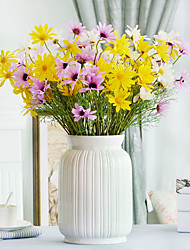 2017 2PCS Artificial Flower Bouquet for Home Decor and Wedding Decorations