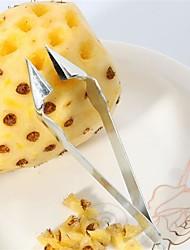 1 Pças. Ananás Removedor de sementes For Para utensílios de cozinha Fruta Aço Inoxidável Gadget de Cozinha Criativa Alta qualidade