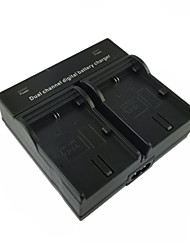 LPE6N US Digital Camera Battery Dual Charger for Canon LPE6N LPE6 5D4 5D2 5D3 6D 7D 7D2 60D 70D