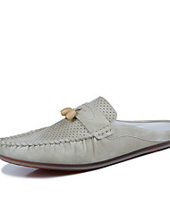 Men's Slippers & Flip-Flops Spring Summer Comfort PU Casual