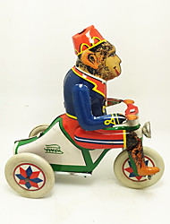 Wind-up Toy Monkey Metal Children's