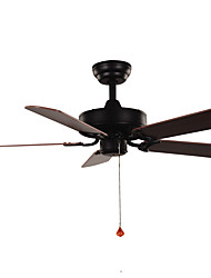 Ceiling Fan ,  Traditional/Classic Vintage Country Painting Feature for Designers MetalLiving Room Dining Room Study Room/Office Outdoors