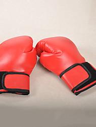 S M L XL Gants de Boxe d'Entraînement pour Boxe Doigt complet Antidérapage Résistant aux Chocs Lycra