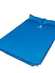 Inflated Mat Camping Pad Moistureproof/Moisture Permeability Hiking Camping PVC