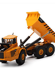 Construction Vehicle Toys Car Toys Plastic Leisure Hobby