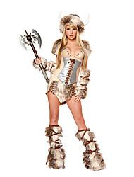 Costumes de Cosplay Animal Fête / Célébration Déguisement d'Halloween Halloween Féminin Spandex Térylène