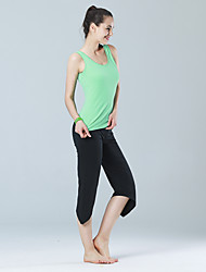 Yoga Clothing Sets/Suits High Breathability (>15,001g) Lightweight Materials Comfortable Stretchy Sports Wear Women'sYoga Pilates