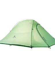 1 человек Двойная Однокомнатная Палатка