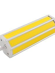 14W R7S Faretti LED Tubolare 3 COB 1350 lm Bianco caldo Luce fredda V 1 pezzo