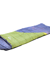Sleeping Bag Liner Mummy Bag Single 0-14 Hollow Cotton Polyester75 Hiking Camping Traveling Portable