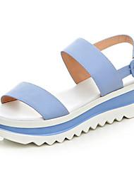 Женские босоножки весенние летние клубные туфли комфорт новинка индивидуальные материалы из кожзаменителя на открытом
