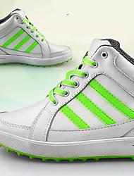 Casual Shoes Golf Shoes Women's Anti-Slip Anti-Shake/Damping Cushioning Breathable Wearproof Performance Outdoor High-Top RubberHiking