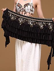 Жен.-Набедренные повязки для танца животаПолиэстерЖен.