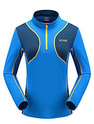 LEIBINDI®Women's Long Sleeve Running T-shirt Breathable Quick Dry Comfortable Summer Sports Wear Exercise & Fitness Running