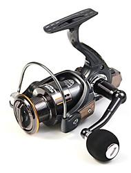 NEW ARRIVAL Spinning Reel Aluminium Spool 91 Ball Bearing Max Drag 8kg Carp Fishing Reel