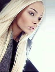9a perucas virgens brasileiras do laço do cabelo da raça reta 613 cor do laço frente perucas do cabelo humano peruca do cabelo virgem com