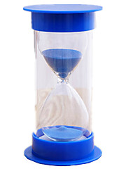 Toys For Boys Discovery Toys Hourglasses Cylindrical Glass