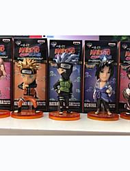 Figuras de Ação Anime Inspirado por Naruto Naruto Uzumaki PVC CM modelo Brinquedos Boneca de Brinquedo