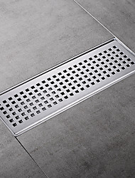 HPB Contemporary Stainless Steel Drain 30*11cm(11.8*4.3 inch)