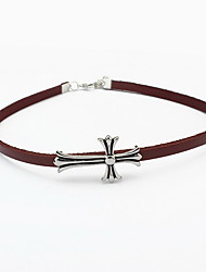 Women's Choker Necklaces Jewelry Jewelry Alloy Euramerican Fashion Personalized Jewelry For Party Special Occasion Gift 1pc