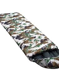 Sleeping Bag Rectangular Bag Single 0 Hollow CottonX75 Hiking Camping Keep Warm Portable