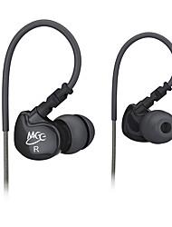 Beevo diy se215m spe с микрофоном, управляемым по проводам шумоподавлением hifi headset in-ear phone computer headset