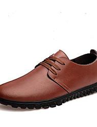 Herren-Sneakers Frühjahr Komfort Rindsleder lässig