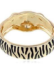 Mulheres Bracelete Moda Rock Liga Forma Redonda Jóias Para Casamento Festa 1peça