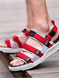 Herren-Sneakers Frühjahr Komfort Stoff Gummi lässig