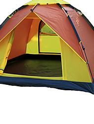 3-4 человека Световой тент Один экземляр Палатка Автоматический тент Водонепроницаемость С защитой от ветра Ультрафиолетовая устойчивость
