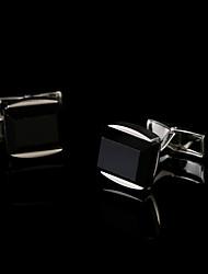 Abotoaduras de agate cuff links designer casamento presentes