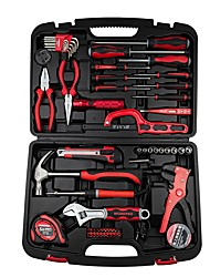 WORKPRO®  W1157 62PC Household Tool Kit Repair Tool Set